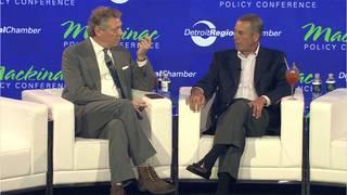 John Boehner/Devin Scillian: The full interview
