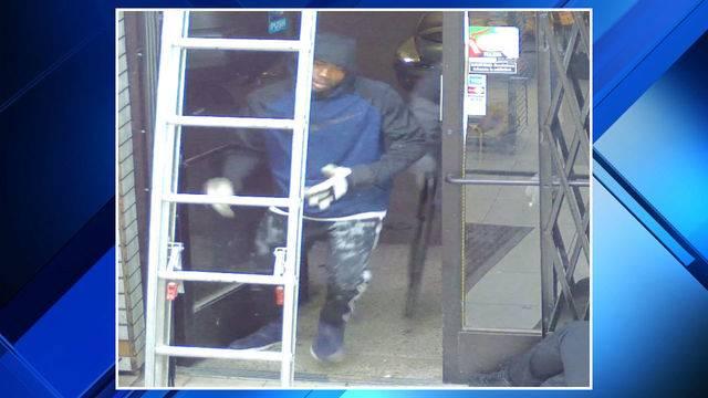 Detroit liquor store armed robbery suspect 3