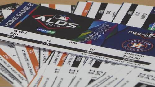 How to get Astros playoff tickets after they've sold out