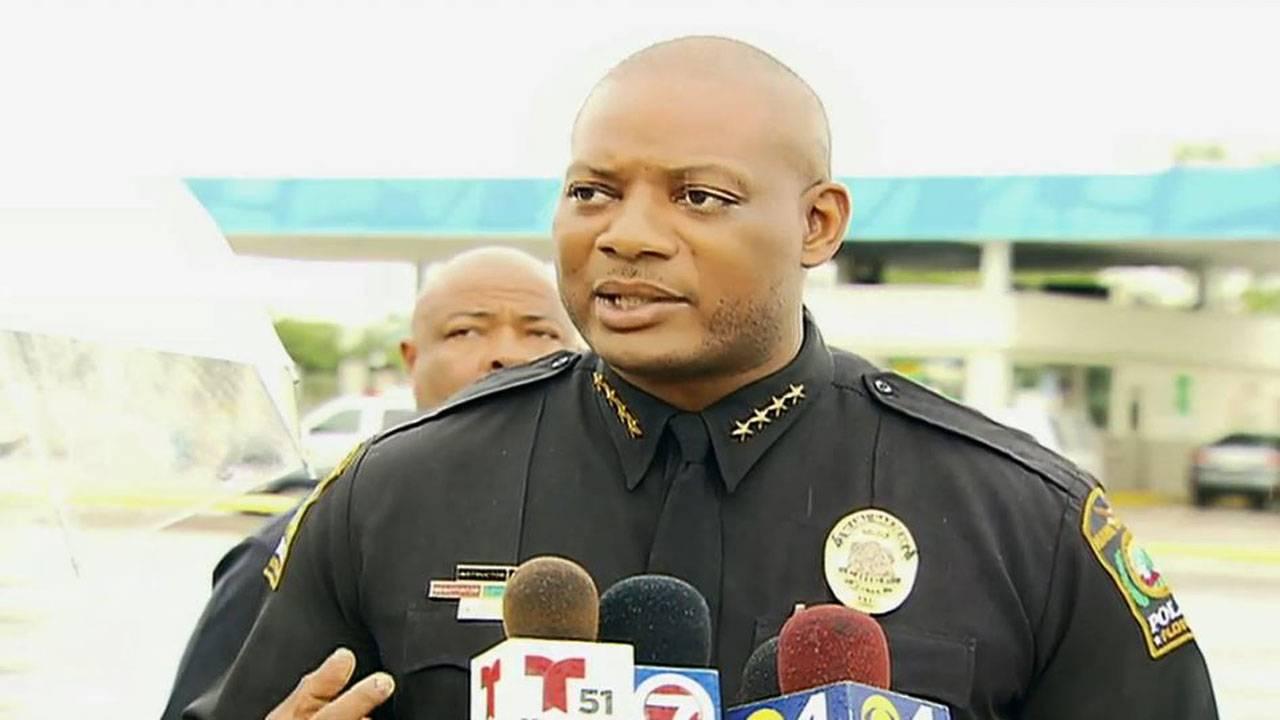 miami gardens chief of police antonio Brooklen