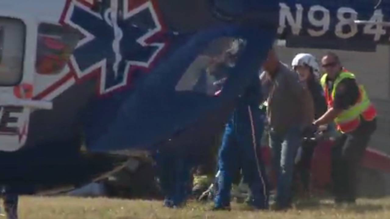Authorities load victim into helicopter, Texas church shooting, Sutherland Springs_1509916833544-75042528.jpg24972651