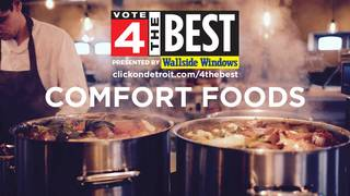 Best Metro Detroit comfort food restaurants for cold weather - Vote 4 the Best