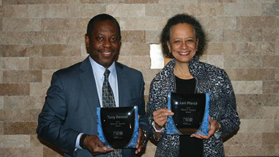 Lori and Tony award