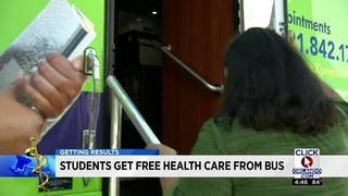 Teen Xpress offers teens free mobile health care