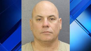 Firefighter faces domestic violence charges in Broward