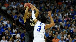 UCF guard Aubrey Dawkins declares for NBA Draft