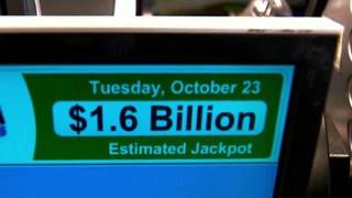 Mega Millions $1.6 billion jackpot drawing is Tuesday night