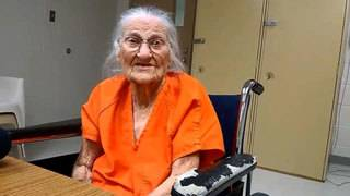 Florida woman arrested for not paying rent won't spend 94th birthday in jail