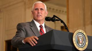 Pence announces US embassy to open in Jerusalem 'before end of next year'