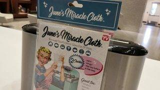 As Seen on TV Tuesday: June's Miracle Cloth