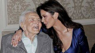 Catherine Zeta-Jones Shares Touching Tribute to Father-in-Law Kirk&hellip&#x3b;