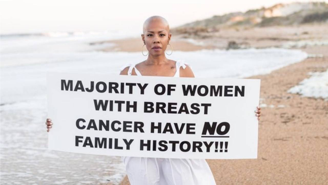 Breast Cancer message