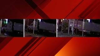 Driver of 18-wheeler that slammed into woman's car, fled scene sought by SAPD