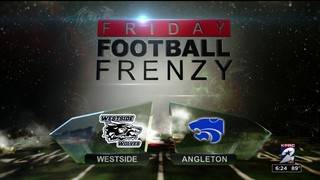 Friday Football Frenzy: Westside v Angleton