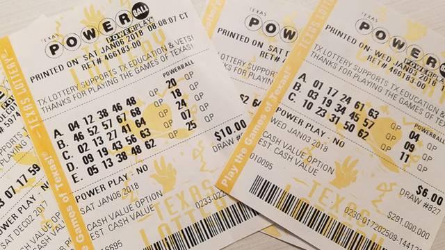 Winning Lottery Ticket Powerball