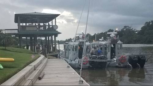 Man facing multiple charges after person vanishes in boating accident on San Jacinto River