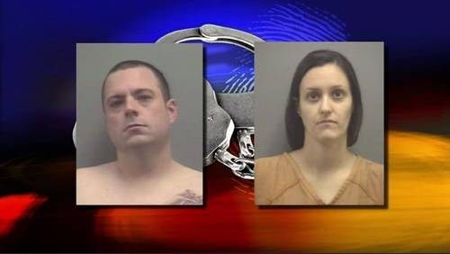 A League City couple faces charges of a starving a 4-year-old girl
