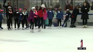Meryl Davis helps young girls succeed through Figure Skating in Detroit