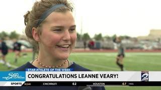 Star Furniture Athlete of the Week: Leanne Veary