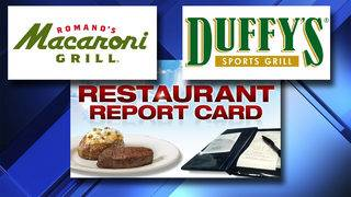 Violations force temporary closure of Romano's Macaroni Grill, Duffy's&hellip&#x3b;