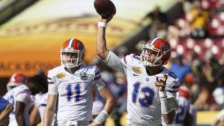 Gators No. 1 priority for fall camp: Finding starting quarterback