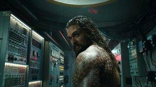 'Aquaman' sails along on waves of fun and spectacle