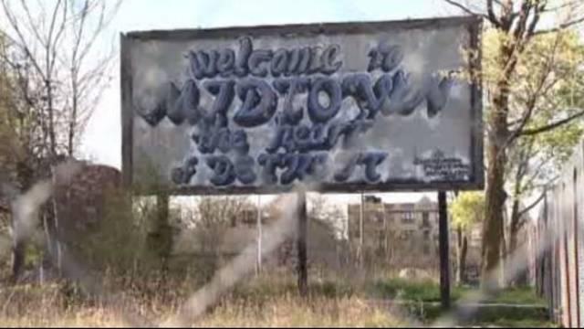 Detroit Midtwon sign_10448012