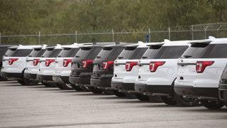 Ford recalls 1.2 million Explorers over suspension issue
