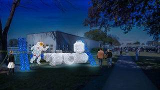 Christmas in space: Space Center Houston features out-of-this-world…