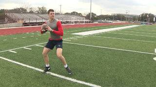 Smithson Valley's Williams ready for college football