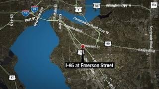 Motorcyclist killed in crash involving semi-truck