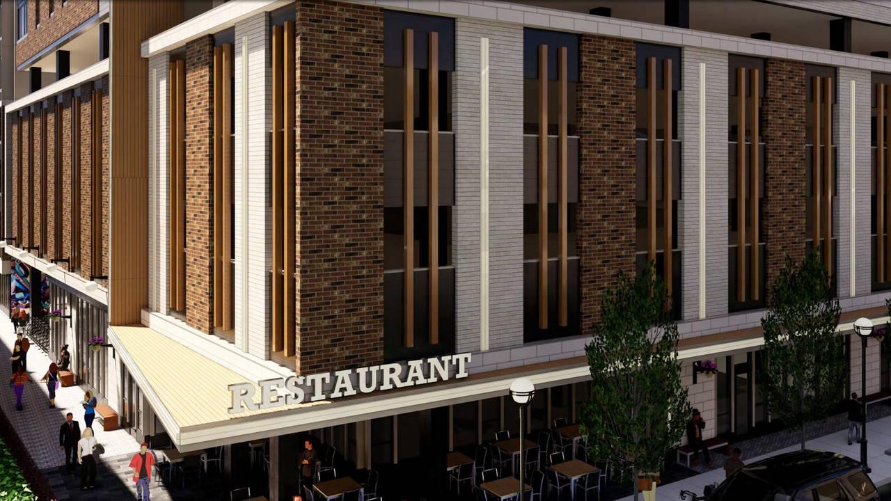 600 E. Washington restaurant