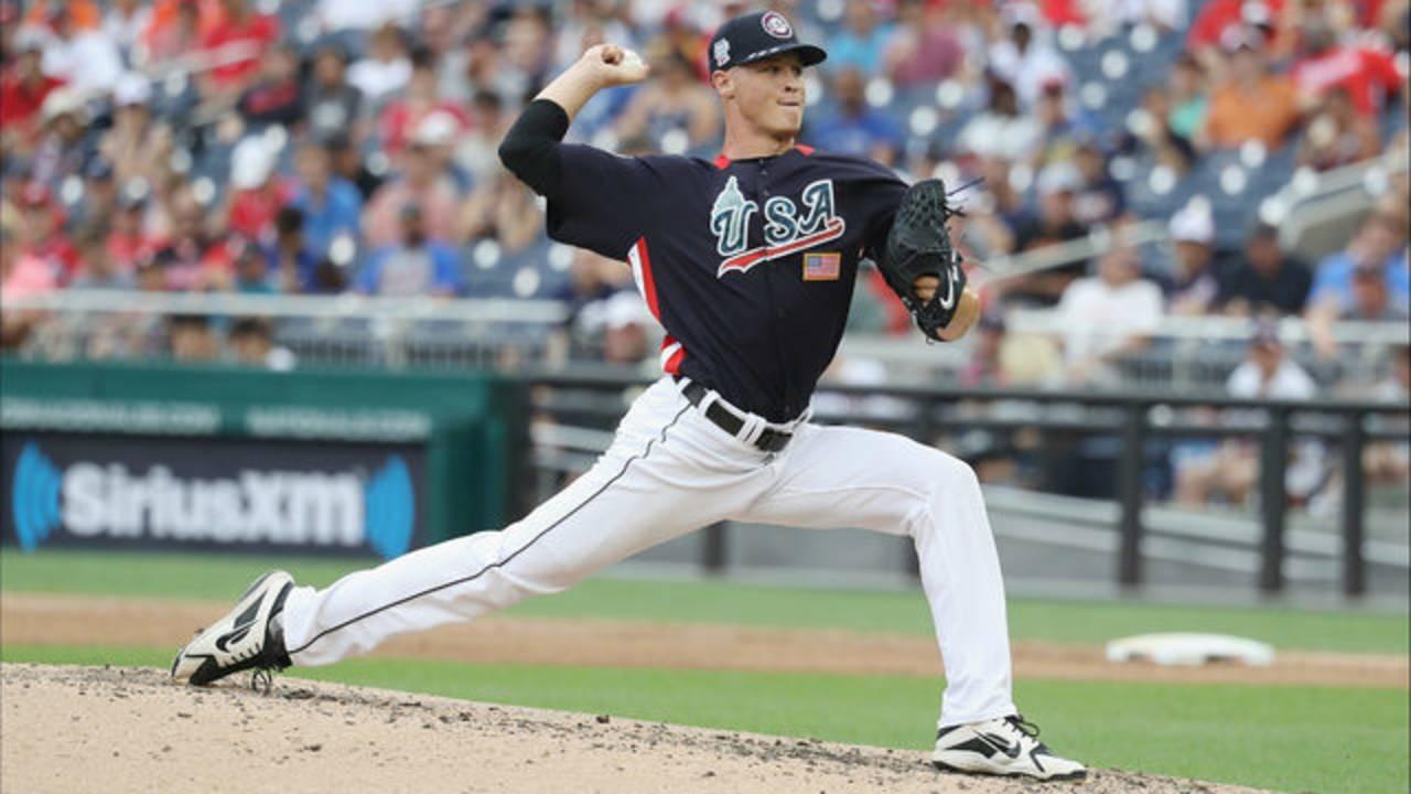 Matt Manning Detroit Tigers futures game 2018