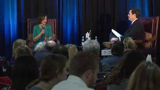 Spriester Sessions: A sit down with ABC's Elizabeth Vargas