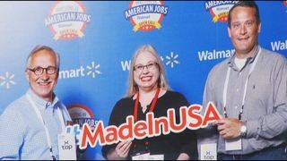 Rocky Mount company product selected to be sold by Walmart