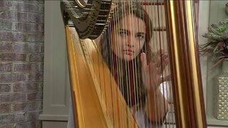Rachel Lee Hall: Professional Harpist