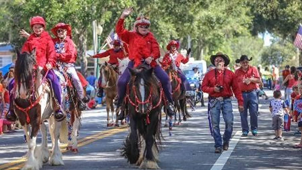 Mount Dora Parade