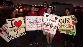 SA teachers head to Austin for public education rally