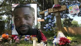 Daughter of motorist killed by Kingsland officer files suit