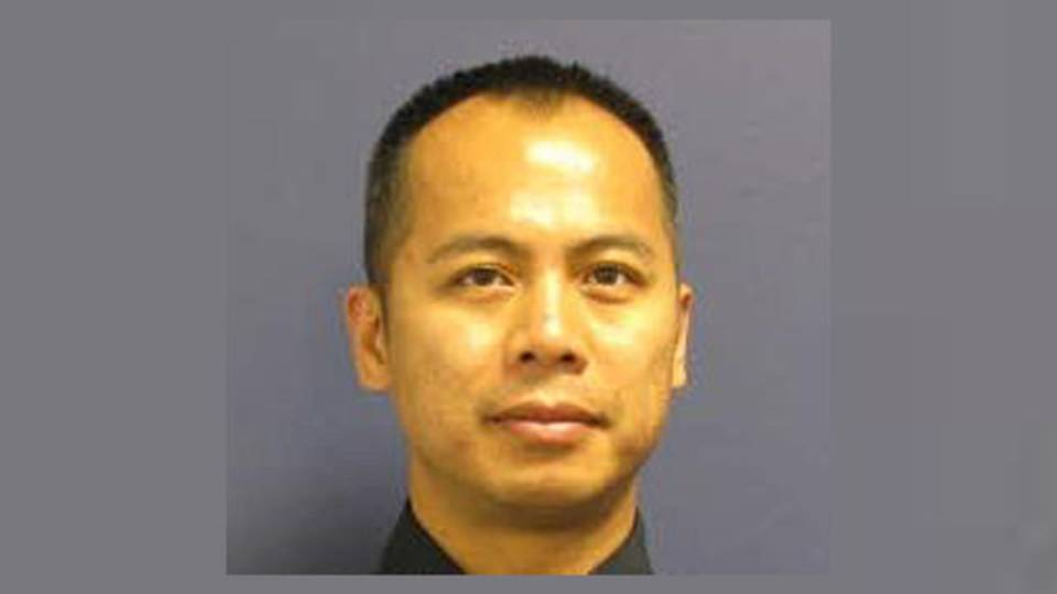 Thomas Lam - one arrested in gambling room bust