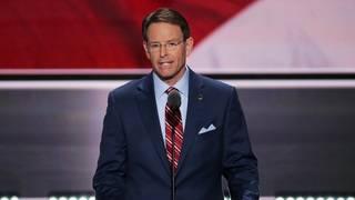 Conservative evangelical leader: Trump gets a 'mulligan' on his behavior