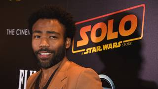 Donald Glover is cool with Lando being pansexual in 'Solo'