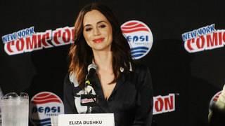 Eliza Dushku received a secret settlement from CBS