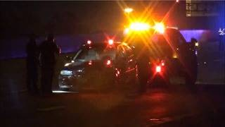 1 dead after car strikes motorcyclists, police say
