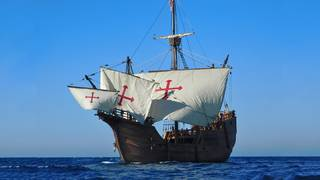 2 historic tall ship replicas visiting Brunswick in April