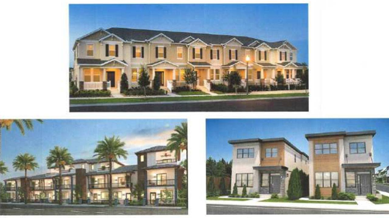 affordable housing townhomes