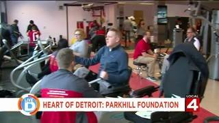 Mary and Charles A. Parkhill Foundation helps to fund recovery