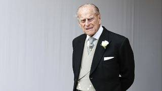 Prince Philip, 97, unhurt as Land Rover flips
