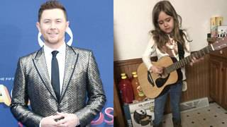 Scotty McCreery responds to family's request to attend 8-year-old's funeral