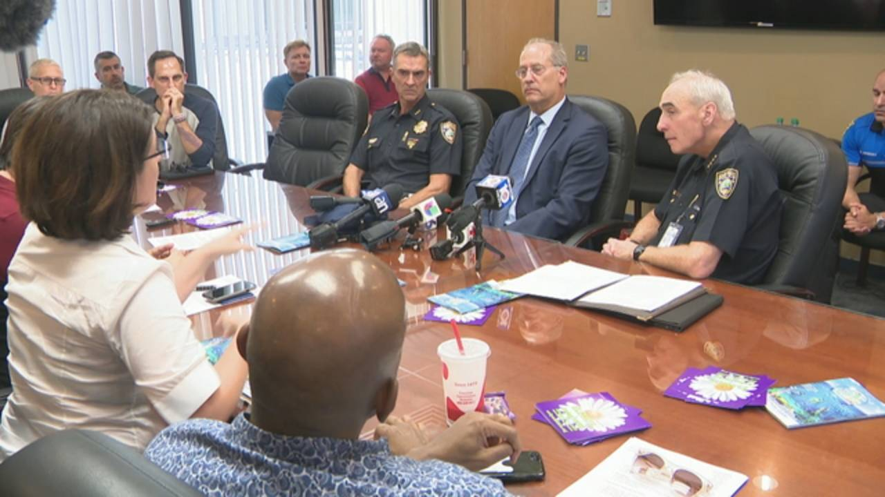 Meeting with leaders about attack on gay couple in Miami Beach